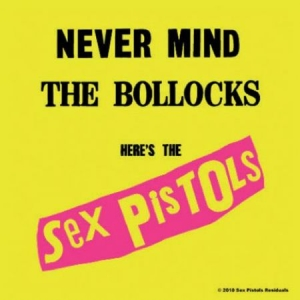 Sex Pistols - Never mind the bollocks - Single Cork Coaster i gruppen Kampanjer / BlackFriday2020 hos Bengans Skivbutik AB (3655591)