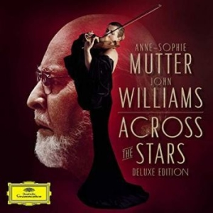 Mutter Anne-sophie, Violin - Across The Stars (Dlx Cd+Dvd) i gruppen Julspecial19 hos Bengans Skivbutik AB (3655954)