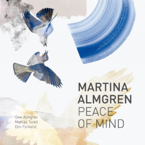 Almgren Martina - Peace Of Mind i gruppen CD / Kommande / Jazz/Blues hos Bengans Skivbutik AB (3656680)