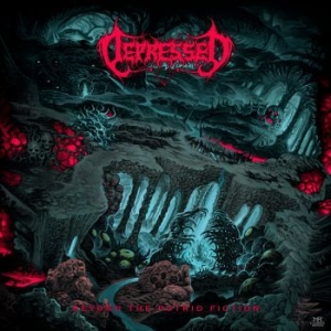 Depressed - Beyond The Putrid Fiction i gruppen CD / Kommande / Hårdrock/ Heavy metal hos Bengans Skivbutik AB (3661480)