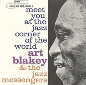 Art Blakey - Meet You At The Jazz... 1 (Lp) i gruppen VINYL / Jazz/Blues hos Bengans Skivbutik AB (3664493)