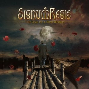 Signum Regis - Seal Of A New World The i gruppen CD / Kommande / Hårdrock/ Heavy metal hos Bengans Skivbutik AB (3672571)