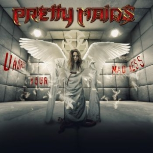 Pretty Maids - Undress Your Madness i gruppen CD / Kommande / Hårdrock/ Heavy metal hos Bengans Skivbutik AB (3672766)