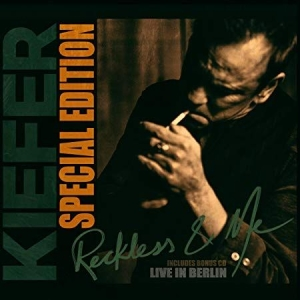 Kiefer Sutherland - Reckless & Me i gruppen CD / Country hos Bengans Skivbutik AB (3672786)