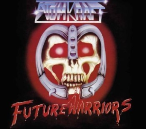 Atomkraft - Future Warriors (Ltd. Digipack) i gruppen CD / Kommande / Hårdrock/ Heavy metal hos Bengans Skivbutik AB (3674673)