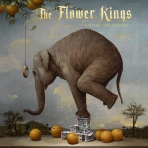 Flower Kings The - Waiting For Miracles i gruppen ÖVRIGT / Wishlist / Wishlist2020 hos Bengans Skivbutik AB (3674874)