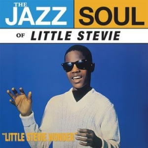 Stevie Wonder - The Jazz Soul Of Little Stevie i gruppen VINYL / RNB, Disco & Soul hos Bengans Skivbutik AB (3676140)
