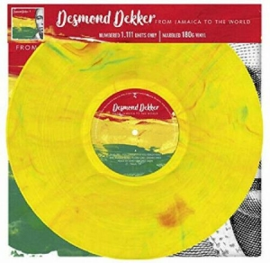 Desmond Dekker - From Jamaica To The World i gruppen VINYL / Vinyl Reggae hos Bengans Skivbutik AB (3690434)