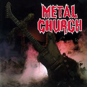 Metal Church - Metal Church i gruppen VINYL / Vinyl Hårdrock hos Bengans Skivbutik AB (3693737)