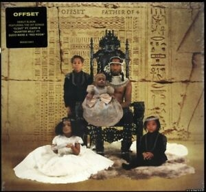 Offset - Father of 4 i gruppen VINYL / Vinyl RnB-Hiphop hos Bengans Skivbutik AB (3696922)