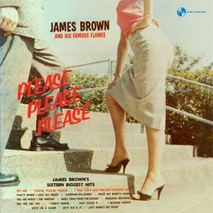 James Brown & His Famous Flames - Please, Please, Please i gruppen VINYL / Vinyl Soul hos Bengans Skivbutik AB (3696941)