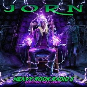 Jorn - Heavy Rock Radio Ii - Executing The i gruppen CD / Hårdrock/ Heavy metal hos Bengans Skivbutik AB (3700805)