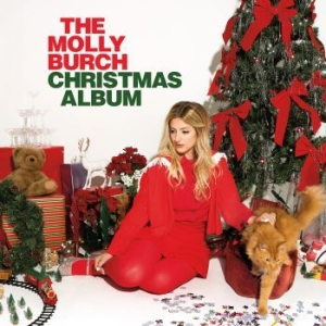 Molly Burch - The Molly Burch Christmas Album i gruppen Julspecial19 hos Bengans Skivbutik AB (3705830)