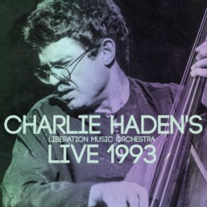 Haden Charlie & Liberation Music Or - Live 1993 i gruppen CD / Jazz/Blues hos Bengans Skivbutik AB (3719471)