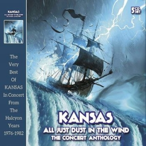 Kansas - All Just Dust In The Wind i gruppen CD / Rock hos Bengans Skivbutik AB (3719864)