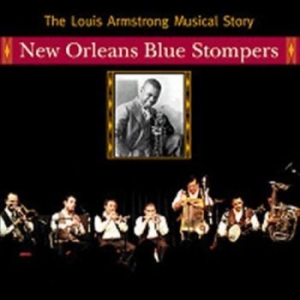 Armstrong Louis - New Orleans Blues Stompers i gruppen CD / Jazz/Blues hos Bengans Skivbutik AB (3720286)