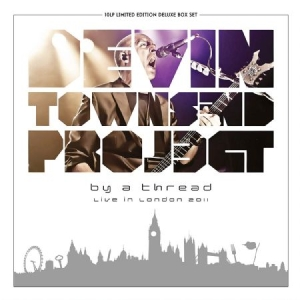 Devin Townsend Project - By A Thread - Live In London 2011 i gruppen VINYL / Kommande / Rock hos Bengans Skivbutik AB (3727416)