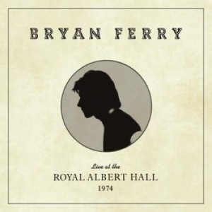 Bryan Ferry - Live At The Royal Albert Hall i gruppen CD / CD Storsäljare hos Bengans Skivbutik AB (3727445)