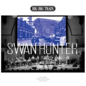 Big Big Train - Swan Hunter i gruppen CD / Rock hos Bengans Skivbutik AB (3728779)