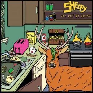 Sheepy - Get Out My House i gruppen VINYL / Rock hos Bengans Skivbutik AB (3729555)