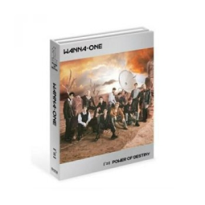 Wanna One - 1St 1=1 (Power Of Destiny) [import] i gruppen Kampanjer / K Pop hos Bengans Skivbutik AB (3732413)