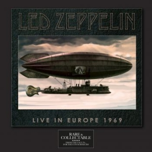 Led Zeppelin - Live In Europe 1969 i gruppen CD / Rock hos Bengans Skivbutik AB (3746556)