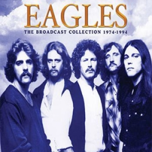 Eagles - The Broadcast Collection 1974-1994 i gruppen CD / Rock hos Bengans Skivbutik AB (3747263)
