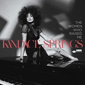 Springs Kandace - The Woman Who Raised Me i gruppen CD / Nyheter / Jazz/Blues hos Bengans Skivbutik AB (3755684)
