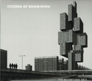 Boomtown Rats The - Citizens Of Boomtown i gruppen CD / Rock hos Bengans Skivbutik AB (3755687)