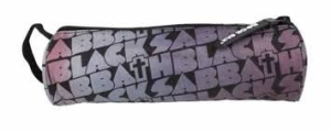 Black Sabbath - CROSSES LOGO PENCIL CASE i gruppen ÖVRIGT / Merch Pennfack hos Bengans Skivbutik AB (3762822)