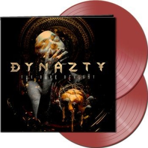Dynazty - Dark Delight The (2 Lp Red Vinyl - i gruppen VINYL / Hårdrock/ Heavy metal hos Bengans Skivbutik AB (3769368)