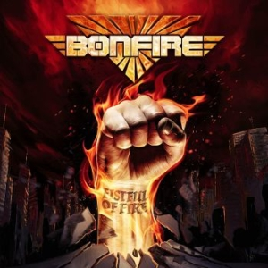 Bonfire - Fistful Of Fire (Digipack) i gruppen CD / Hårdrock/ Heavy metal hos Bengans Skivbutik AB (3769381)