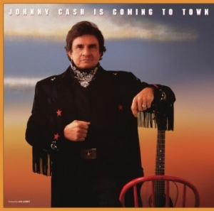 Johnny Cash - Johnny Cash Is Coming To Town (Viny i gruppen Minishops / Johnny Cash hos Bengans Skivbutik AB (3775576)