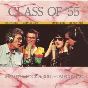 Roy Orbison, Johnny Cash, Jerry Lee - Class Of '55 (Vinyl) i gruppen VINYL / Country hos Bengans Skivbutik AB (3775581)
