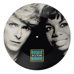 Bowie David / Nina Simone - Wild Is The Wind (Picture Disc) i gruppen Julspecial19 hos Bengans Skivbutik AB (3776448)