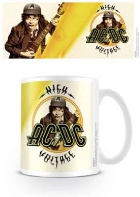 AC/DC - High Voltage Coffee Mug i gruppen ÖVRIGT / Merch Muggar hos Bengans Skivbutik AB (3778791)