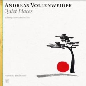 Vollenweider Andreas - Quiet Places i gruppen CD / Worldmusic/ Folkmusik hos Bengans Skivbutik AB (3779253)