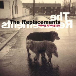Replacements - All shook down - Translucent Red Vinyl i gruppen VINYL / Vinyl Ltd Färgad hos Bengans Skivbutik AB (3794120)
