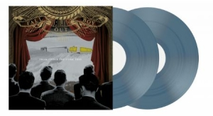 Fall Out Boy - From Under The Cork Tree -Translucent blue i gruppen VINYL / Vinyl Ltd Färgad hos Bengans Skivbutik AB (3795159)