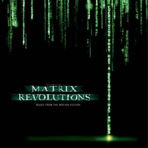 Blandade Artister - Matrix Revolutions: The Motion i gruppen Kampanjer / Record Store Day / RSD-BlackFriday hos Bengans Skivbutik AB (3803513)