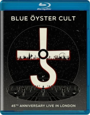 Blue Öyster Cult - 45Th Anniversary - Live In London i gruppen MUSIK / Musik Blu-Ray / Rock hos Bengans Skivbutik AB (3821692)