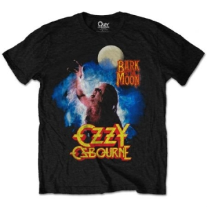 Ozzy Osbourne - Men's Tee: Bark at the moon i gruppen ÖVRIGT / Merch T-shirts / T-shirt Kampanj hos Bengans Skivbutik AB (3822675)