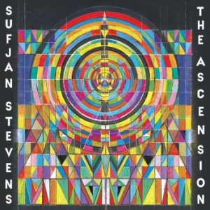 Sufjan Stevens - The Ascension i gruppen VINYL / Vinyl Pop-Rock hos Bengans Skivbutik AB (3836211)