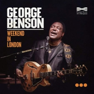 George Benson - Weekend In London i gruppen CD / CD Jazz hos Bengans Skivbutik AB (3837507)
