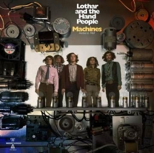 Lothar And The Hand People - Machines: Amherst 1969 i gruppen CD hos Bengans Skivbutik AB (3846635)