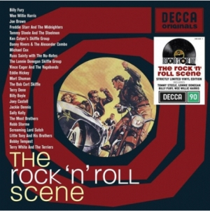Various artists - The Rock And Roll Scene (Vinyl) i gruppen Kampanjer / Record Store Day / RECORD STORE DAY 2020 REA hos Bengans Skivbutik AB (3846841)