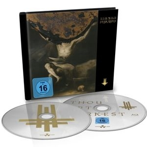 Behemoth - I Loved You At Your Darkest - Tour Edition  (Cd + Blu-ray) i gruppen CD hos Bengans Skivbutik AB (3855486)