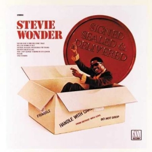 Stevie Wonder - Signed, Sealed And Delivered i gruppen Kampanjer / Klassiska lablar / Motown hos Bengans Skivbutik AB (3872700)