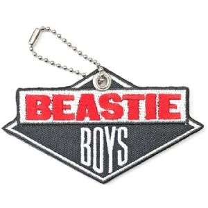 Beastie Boys - The Beastie Boys Keychain: Diamond Logo (Double Sided Patch) i gruppen Kampanjer / BlackFriday2020 hos Bengans Skivbutik AB (3880840)