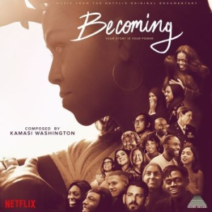 Kamasi Washington - Becoming (Original Score) i gruppen Labels / Woah Dad / Dold_tillfall hos Bengans Skivbutik AB (3896139)